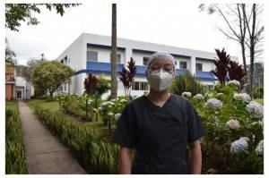 La primera persona en vacunarse en La Ceja será Irma López Ramírez, Cejeña, terapeuta respiratoria