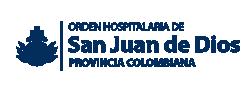 Orden Hospitalaria de San Juan de Dios – Provincia Colombiana Logo