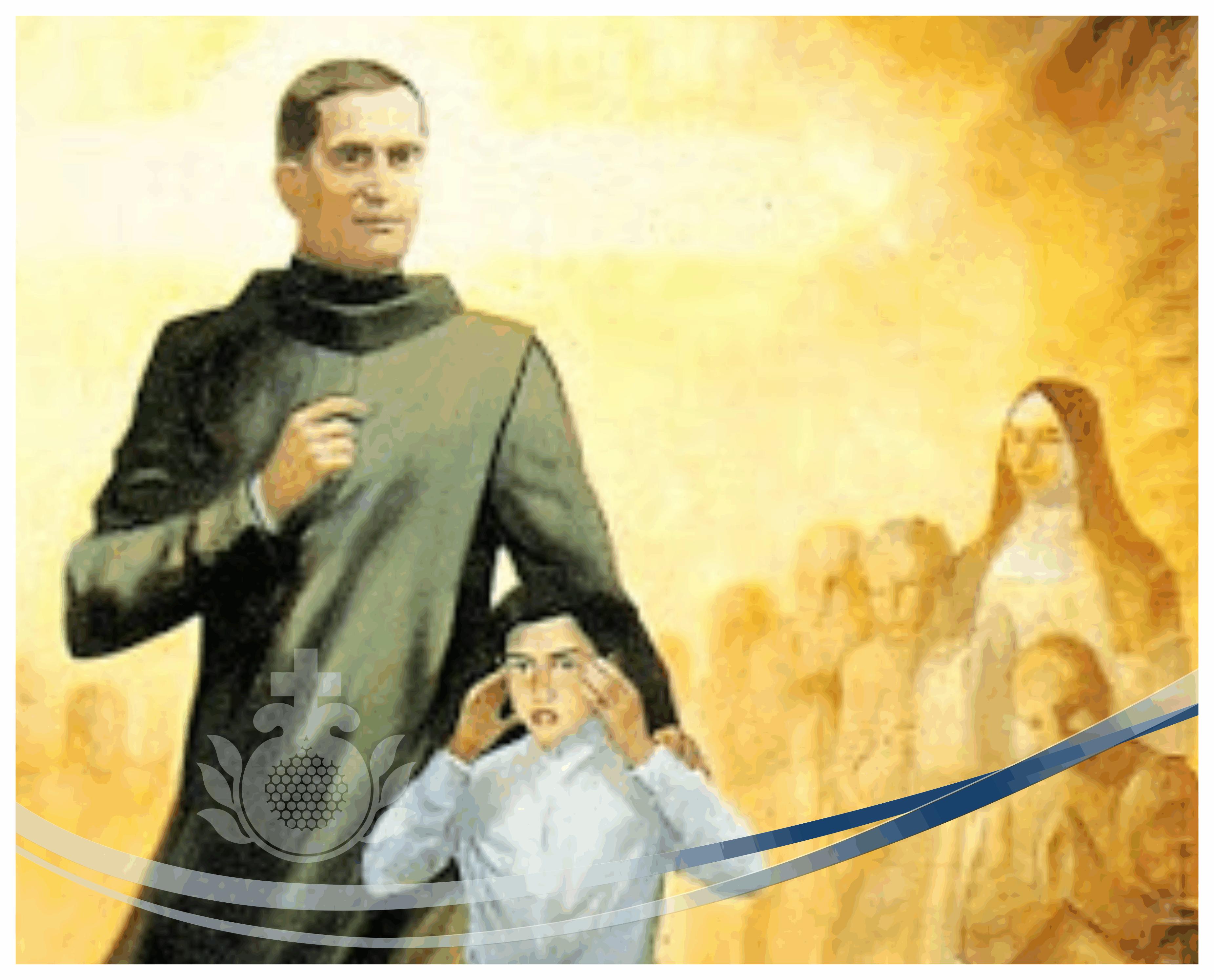 Festividad De San Ricardo Pampuri Orden Hospitalaria De San Juan De Dios Colombia